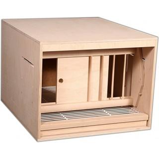 Deluxe German Widow-wood Box