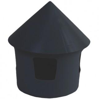Black Plastic Drinker 2L