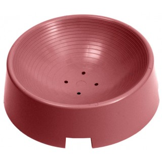 Pigeon Nesting Bowls | Plastic Red Nestbowl