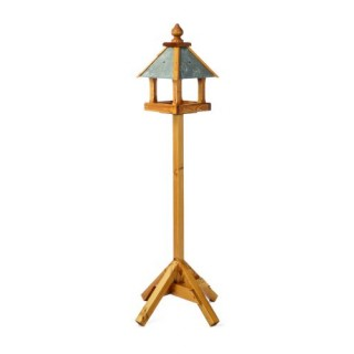Baby Bedale Bird Table full