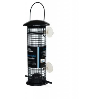 Window Tube Peanut Feeder