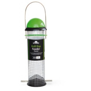Roll Top Peanut Feeder