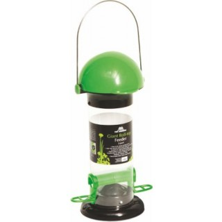 Giant Roll-Top 2 Port Seed Feeder