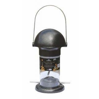 Heavy Duty Roll Top Nyjer Seed Feeder