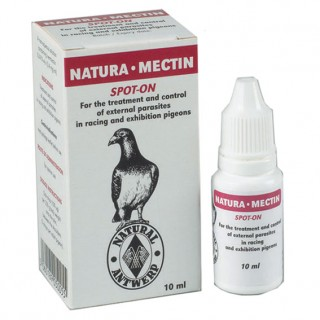 Natura Mectin 10ml | Parasite Treatment