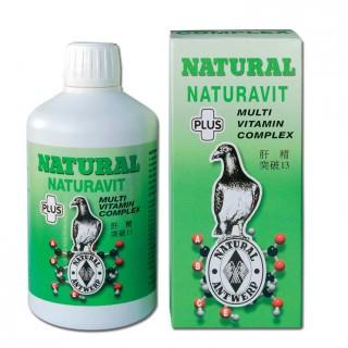 Naturavit Plus 500ml | Multi Vitamins