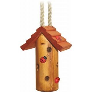 Hanging Ladybird Lodge