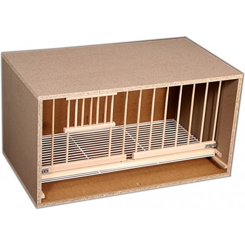 Deluxe Conventional Nest Box Pigeon Boxes