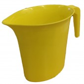 Plastic Yellow Jug 1L