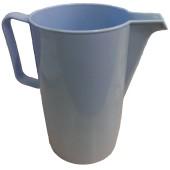 Plastic Pale Blue Jug 2L