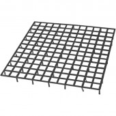 Delux Extra Strong Nestbox Grate - Black
