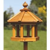 Bird Gazebo Bird Table