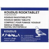 KOUDIJS ROOKTABLET- Fungal Infection Smoke Bomb