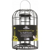 Squirrel Proof Cage-Fat Ball Feeder