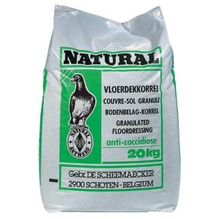 Natural Granulated Absorbant Floordresser