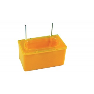 Oblong Nestbox Cup with Lid