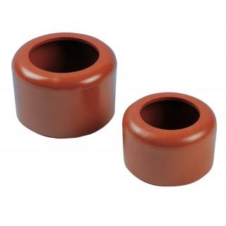 Small Plastic Gallipot 8cm diameter