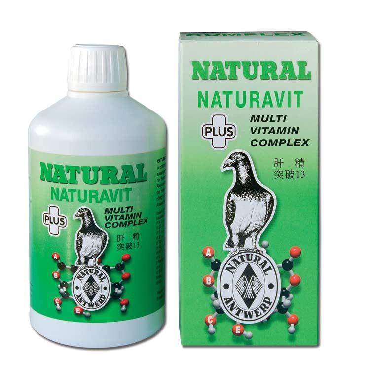 Naturavit Plus 500ml   Multi Vitamins