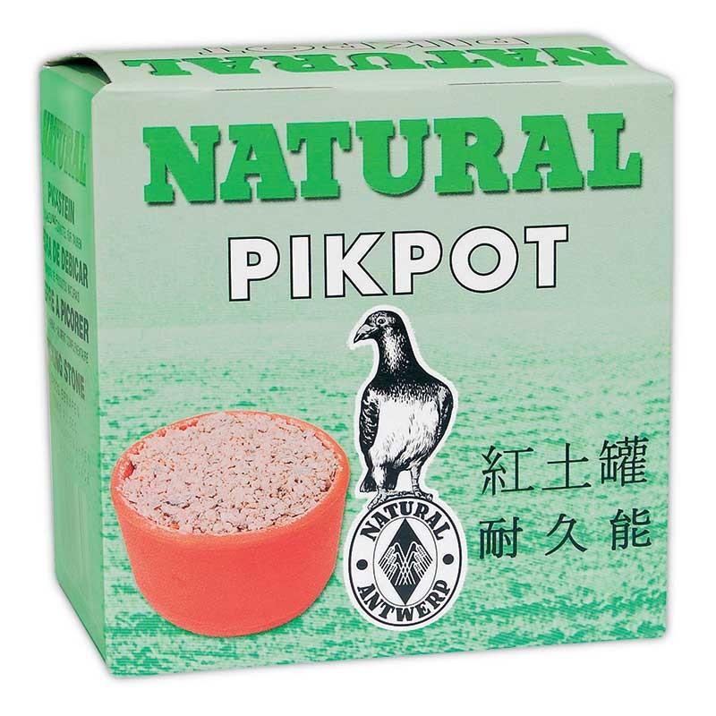 Single Natural Pikpot 400g