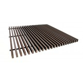Waterproof Black Coated Plywood Floor Grills