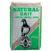 Natural Grit with Aniseed 25Kg