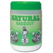 Natural Bathsalt 650g | Racing Pigeon Bathsalts