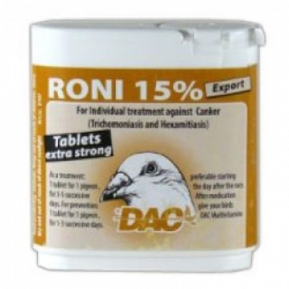 Ronidazol 15% Tablets
